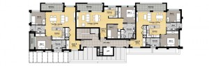 Lynden, Fifty One, floorplan